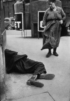 La Villette, Paris 1929 Henri Cartier-Bresson.