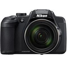 Buy the Nikon Coolpix B700 Digital Camera in Black from Jessops