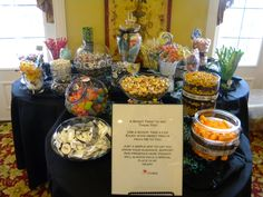 Graduation Candy Bar | Party Ideas | Pinterest