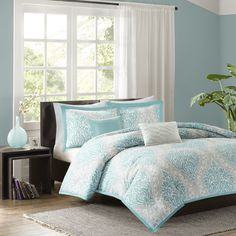 Intelligent Design Senna Duvet Cover Set & Reviews | Wayfair.ca