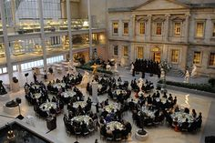 The Charles Engelhard Court in the American Wing (Don Pollard) , Metropolitan Museum of Art