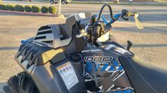 """New 2017 Polaris Sportsman® XP 1000 High Lifter Edition ATVs For Sale in Texas. HIGH LIFTER EDITION TITANIUM Xtreme Performance High Lifter Edition Package 29.5"""" HL Outlaw 2 Tires with Custom Aluminum Wheels High Performance Close Ratio On-Demand All Wheel Drive (AWD)"""