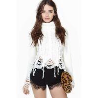 Nasty Gal Secret Lover Lace Shorts   Find.com