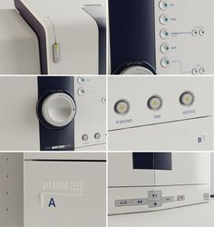 Samsung HI-FI music system by Moop , via Behance Interface Design, User Interface, Switch Ui, Hi Fi System, Audio Design, Music System, Bath And Beyond, Design Process, Industrial Design