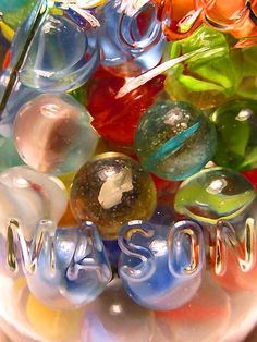 Marbles and Mason 6, marybedy