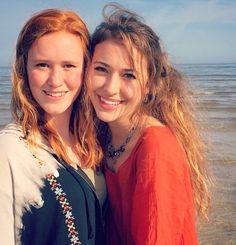 Lauren Daigle and her sister.  #laurendaigle