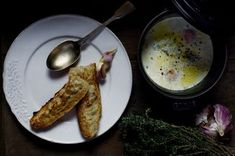 Eggs en Cocotte with Cream, Garlic & Thyme Recipe on Food52, a recipe on Food52