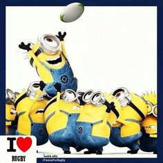 Love rugby!