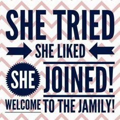 Story of most R+F consultants! 60 day mokney back guarantee on products AND BIZ KITS!! Jwells21.myrandf.com  Jwells21.myrandf.biz Jenwells21@gmail.com