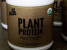 PLANT PROTEIN Complete profile of nutrients from #organic ingredients that are easily digestible and nutrient dense. 20grams of protein  8grams of carbohydrates from organic sprouts chia and flax per serving.  #fuelinggreatness  #plantprotein