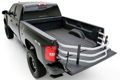 AMP Research Bed X-Tender HD - Best Price & Free Shipping on AMP Research Truck Bed Extender
