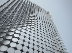Parametric Pixel Facade