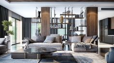 Contemporary Private house on Behance