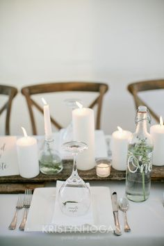 Wood and White :: Cedarwood Style Inspiration | Cedarwood Weddings
