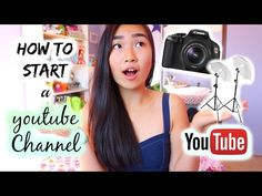 ▶ How to Start a YouTube Channel! (Using Music, Getting Views, Cameras, etc.) - YouTube > Published on September 21, 2014