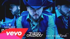 Gerardo Ortiz - Fuego Cruzado (Cover Audio)