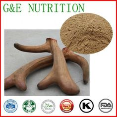 Hot selling of deer antler velvet extraction powder  deer antler extraction  20:1 1000g