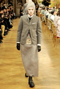 Thom Browne | Fall 2011 Menswear Collection | Style.com