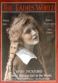 Ladies' World 1915-04