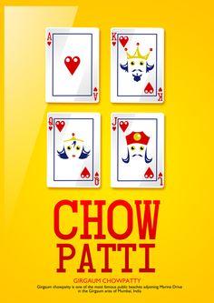 Chow-Patti (Girgaum Chowpatty)