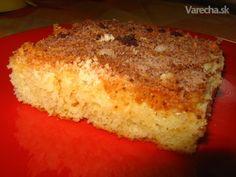 Šťavnatý kokosový koláč (fotorecept) Banana Bread, Food, Essen, Meals, Yemek, Eten