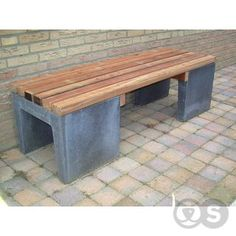 Bildergebnis für Gartenbank-Terrassendiele - Another! Decor, Furniture, Outdoor Decor, Diy Outdoor, Garden Seating, Concrete Furniture, Outdoor Furniture, Home Decor, Garden Furniture