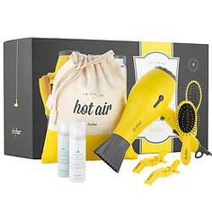 Shop Drybar's Let it Blow! It's Drybar to Go The Ultimate Travel Essentials Kit at Sephora. This hair kit has everything for a perfect blowout on the go.