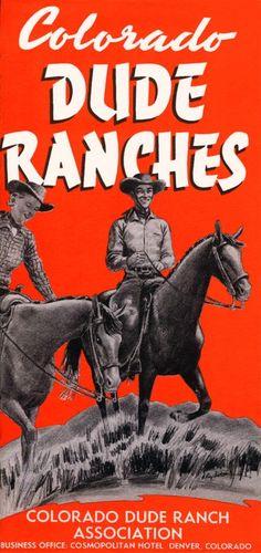 dude ranch holidays