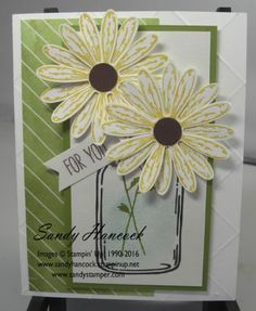 The Daisy Delight Stamp Set will really make you smile!