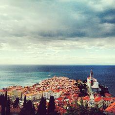 Love, love, love #Piran, Slovenia