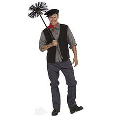 Chimney Sweep Costume Bert Mary Poppins Disney Fancy Dick Van Dyke Adult (Adult Standard) MyPartyShirt http://www.amazon.com/dp/B00ZD5E4LI/ref=cm_sw_r_pi_dp_kIjfwb021J3E2