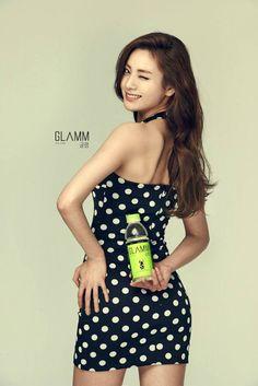 Nana - After School - Miero Fiber Korean Beauty, Asian Beauty, Nana Afterschool, Im Jin Ah, After School, Beautiful Asian Girls, Colorful Fashion, Asian Woman, Dress Patterns