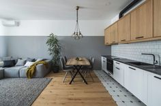 Apartment 14 by Oksana Dolgopiatova
