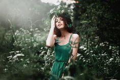 Лесная нимфа by Irina Orwald on 500px