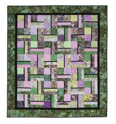SNAPS AND POPS QUILT - Keepsake Quilting