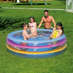 Inflatable Pool - 5ft at Homebase -- Be inspired and make your house a home.