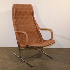 TType: Lounge Chair Model: 514 C Designer: Dirk van Sliedregt Producer: Gebroeders Jonkers Period: fifties Quantity: 1 Status: available Price: € 295 Location: The Netherlands Dealer: Holland in Vorm