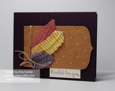 FMS158, washi tape, feathers, Good Greetings stamps
