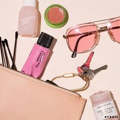 Pastel pink is the color of the moment—and these on-theme beauty products are guaranteed to give your Instagram feed an aesthetic boost.