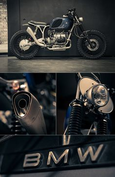 1977 BMW R60/7 :: ER motorcycles | Megadeluxe | For The Love of Speed, Sport & Design