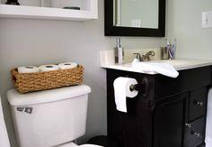 Small bathroom Refresh with Big Impact. #DesignedMega #ad