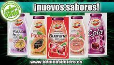 Bebidas Bolero aptas Dukan desde fase Ataque (ahora con Stevia)