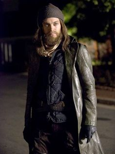 Tom Payne aka Jesus from the walking dead