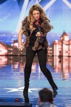 Britain's Got Talent act Lettice Rowbotham