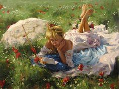 beauty, love and soul: Vicente Romero Redondo