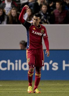 Javier Morales rsl the best player ever