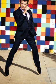 Pierce Brosnan, por Ben Watts, 2010