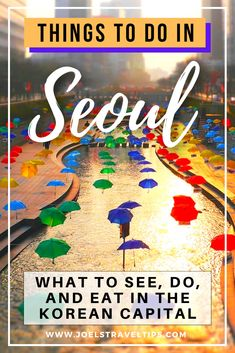 Only got 48 hours to visit the amazing city of Seoul? Then find out all the unmissable sights, markets, foods, and experiences in the South Korean capital. Featuring 20 ideas spread over 2 days, you'll not want to miss these great locations. Including the main palaces, Myeongdong's markets, N Seoul Tower, and lots more. Find out how to spend a weekend in Seoul. #korea #southkorea #seoul #seoulguide #iseoulu #seoultravel #koreatravel
