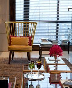 Colors details and plenty of natural light. #decor #interior #design #MostraBlack #casadevalentina
