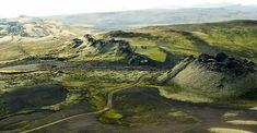 Lakagigar, Iceland